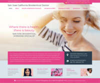 San Jose Bioidentical Doctor Website