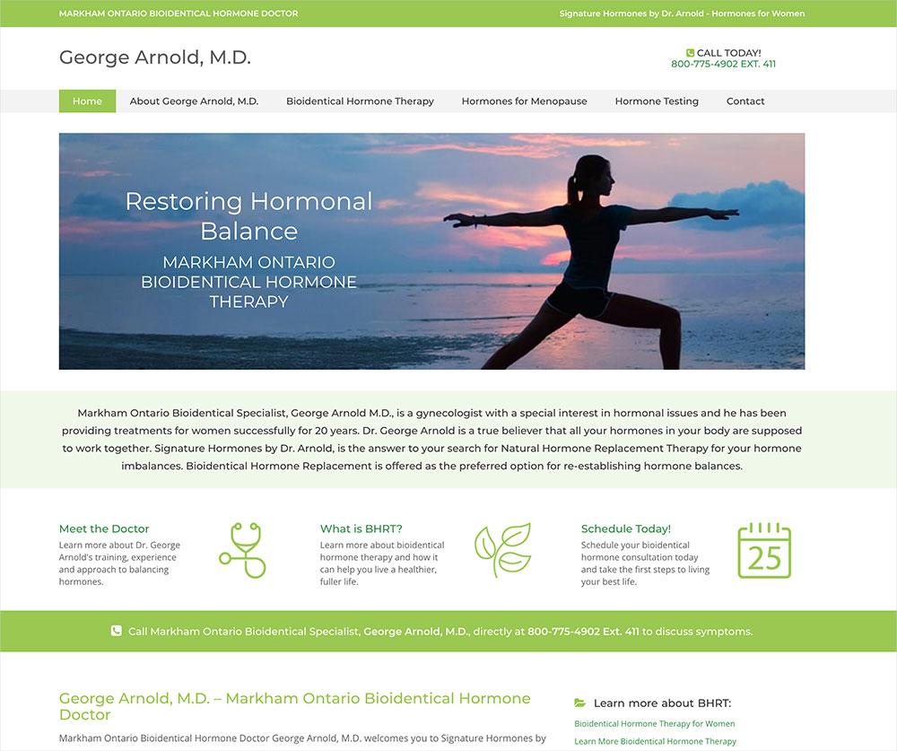 Ontario-Medical-Website