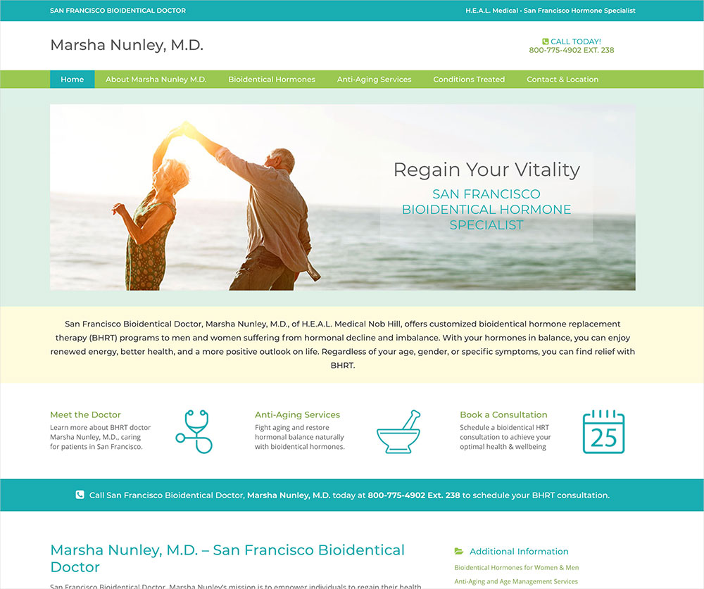 San-Francisco-Natural-Hormone-Doctor-Website